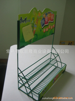 Display shelf of iron wire products7